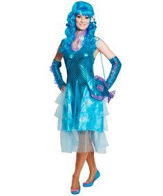 Голубое платье русалочки подойдет для тематической вечеринки и театральной постановки — http://fas.st/-InhCZ