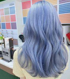 Cute Hair Colors, Pretty Hair Color, Hair Dye Colors, Hair Inspo, Hair Inspiration, Korean Hair Color, Peekaboo Hair, Hair Doctor, Magic Hair
