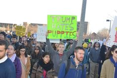 Funniest Donald Trump Protester Signs (10 Photos)