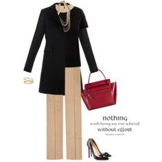 Work Wear by MAXMARA #Bi-Polar Dressing