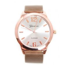 Bijuju Copper Complexion Watch - Watches $22
