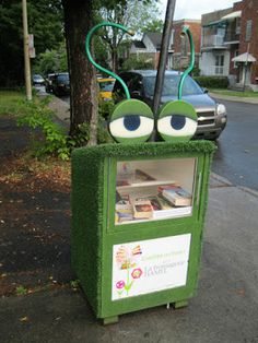 free library box ideas diy \ free library box ideas - free library box ideas diy - little free library box ideas Little Free Library Plans, Little Free Libraries, Little Library, Mini Library, Library Books, Library Ideas, 4 Kids, Art For Kids, Street Library