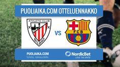 Puoliaika.com ennakko: Athletic Bilbao - Barcelona   Espanjan Super cupin finaali pelataan tänään Bilbaon ja Barcelonan välillä.  Barcelona jahtaa jo kalenterivuoden viidettä pokaalia ja läh... http://puoliaika.com/puoliaika-com-ennakko-athletic-bilbao-barcelona/ ( #AthleticBilbao #bilbaobarcelona #espanjansupercup)