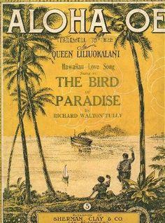 Old Hawaiian music