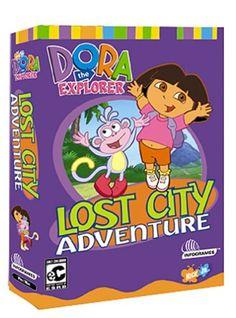 Dora the Explorer Lost City Adventure  PCMac >>> Visit the image link more details.