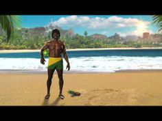 Old Spice | Drill to Brazil - YouTube