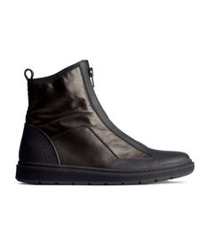 H&M Leather High Tops $299