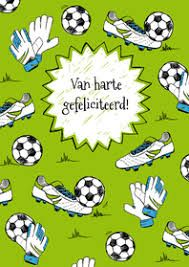 Image Result For Verjaardag Voetbal Birtdays Pinterest