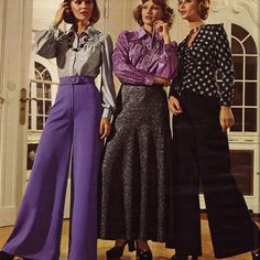 70's Hip Fashions Advertisement
