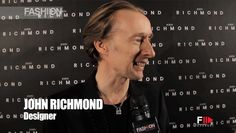 """JOHN RICHMOND"" Backstage and Interview Autumn Winter 2014 2015 Men Mila..."