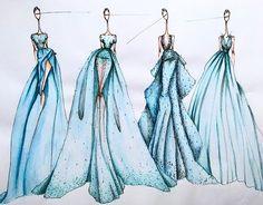 @zuhairmuradofficial #fashionillustration #illustration #fashion #drawing #design #fashiondrawing #sketch #fashionsketch #art #artist #artwork #couture #hautecouture