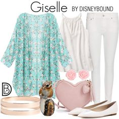 Disney Bound - Giselle