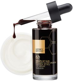 Honey BronzeTM Drops of Sun. Put in your moisturizer or foundation!