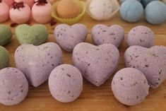 Bath Bombs, Projects To Try, Homemade, Vegetables, Healthy, Food, Kitchen, Medicine, Lavender
