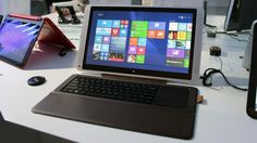 HP's new Envy x2 hybrids offer a range of form-factors in one package (Photo: Chris Wood/G...