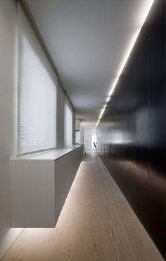 Corridor by Carlos Pereda Iglesias.