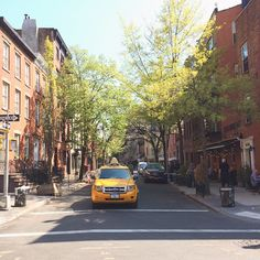Spring in the West Village, NYC