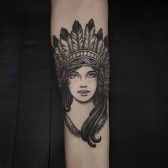 """Tatuagem feita por <a href=""""http://instagram.com/xis__"""">@xis__</a>❤️"""