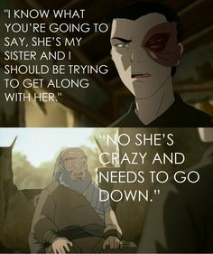 I don't know what's more funny: The fact that my own sister sent this to me. The fact that I actually know this cartoon and I could quote it before reading the whole thing.  Or...the fact that it's true.  Uncle Iroh- wise wise man.
