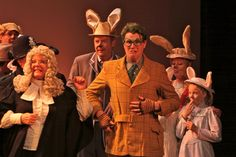 Wind In The Willows Costumes