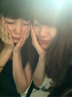 大島優子オフィシャルブログ「ゆうらり ゆうこ」 : Sweet miyuki http://ameblo.jp/oshima-y/entry-11343893437.html