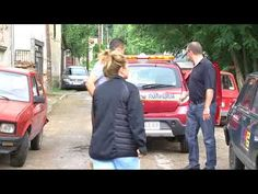02 08 RTV Vranje IZLIVANJE VRANJSKE REKE ISPOD MACKINE CESME - YouTube