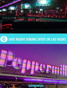 Late Night Dining In Las Vegas Restaurants Still Open After A Of Partying