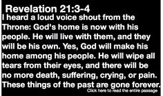 Revelations End Of The World | Revelations – Revelation in the Bible – End Time Prophecies –End ...