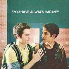 Scott and Stiles are perfect together 💓✨ | Teen Wolf | #Sciles