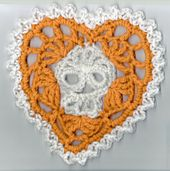Ravelry: I love You To Death pattern by Spider Mambo.. Free pattern!