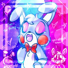 Five Nights at Freddy's 2 I'm so fancy!