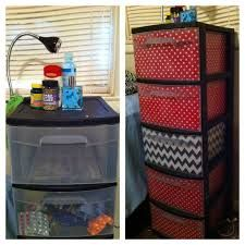 how to decorate clear plastic storage boxes - Google Search