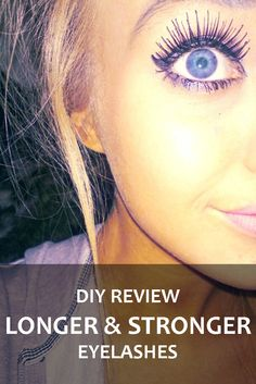 THIS '1' Daily Strategy Shows How You Can Grow *Long* Beautiful Lashes