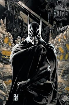 Batman, Simone Bianchi