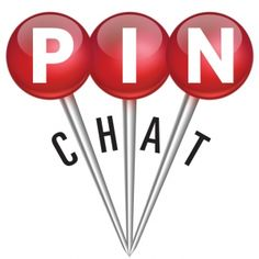 Twitter Chats to follow: #Pinchat moderated by @@Tribe2point0