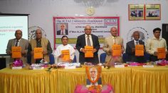 The ICFAI University, Jharkhand, Journal of Management, November 2016 issue was released On the occasion of 5th N J Yasaswy Memorial lecture.