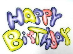 Cake Decorating Airbrush Part Bubble Writing, by Roland Winbeckler Cake Decorating Airbrush, Airbrush Cake, Cake Decorating Techniques, Cake Decorating Tutorials, Cake Painting Tutorial, Fondant Cake Tutorial, Modeling Chocolate Figures, Buttercream Techniques, Cookie Tutorials