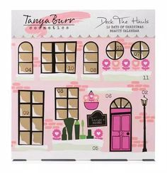 Tanya Burr Deck the Halls Mini Advent Calendar, £24.99