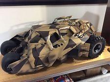 HOT TOYS 1/6 DARK KNIGHT RISES BATMAN BATMOBILE TUMBLER CAMOUFLAGE MMS184 Camo