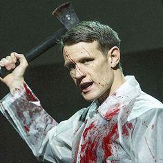 Want to hear Matt sing in American Psycho?