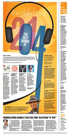 The Daily Break, Dec. 29, 2014.