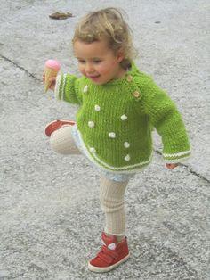 Pop-Corn sweater