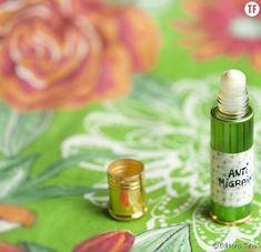 Roll-on anti-migraine