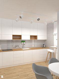 Kitchen Decor, Kitchen Sets, Interior, Kitchen Room Design, Kitchen Room, Interior Design Kitchen, White Kitchen, Home Decor, Modern Kitchen Design