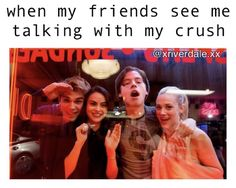 21 Relatable memes Crush – Hobbit Memes The post 21 Relatable memes Crush appeared first on Riverdale Memes. Funny Crush Memes, Dc Memes, Stupid Funny Memes, Funny Relatable Memes, Funny Humor, Memes Riverdale, Bughead Riverdale, Riverdale Funny, Riverdale Betty And Jughead
