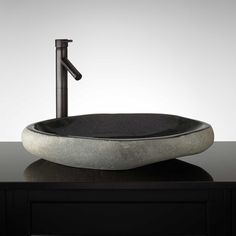 Musgrave River Stone Vessel Sink