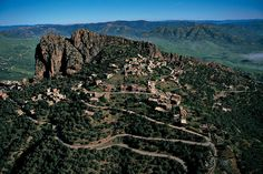 paysage-de-kabylie - Photo