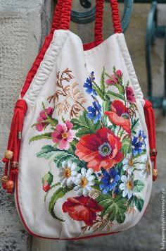 Broderie Bargello, Gypsy Bag, Potli Bags, Carpet Bag, Embroidery Bags, Boho Bags, Linen Bag, Patchwork Bags, Fabric Bags