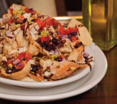 Best Italian Restaurants - Florentina's Ristorante Italiano. #nachos