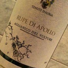 Grande Aglianico del Vulture Vulture, Apollo, Blog, Wine, Blogging, Apollo Program